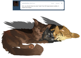team free snuggles by suchacat