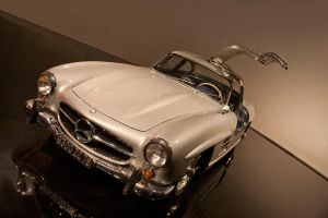 Mercedes 300 SL by Dany-Art