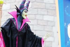 Maleficent by CaitrinXlXAnneliese