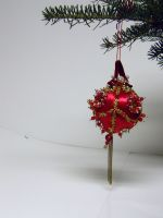 Christmas Ornament136 by NoxieStock