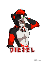 Diesel Badge by WindWo1f