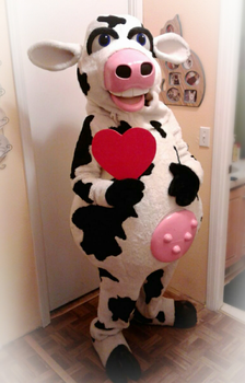 Cow Loves You by Cavity-Sam