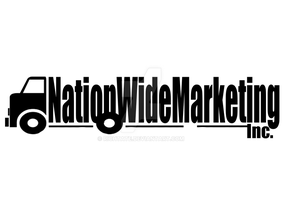 Nation Wide Marketing Logo by RichTate
