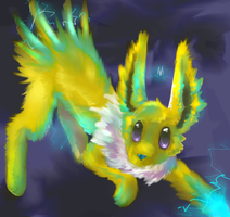 Jolteon by mypokemans