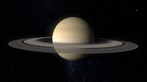 Saturn by Topas2012