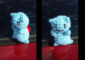CatBug Amigurumi! (With free pattern link!) by cheziah