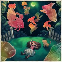 Betta Dreams by jennduong