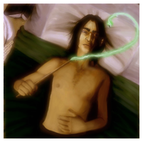Snape's Memory thinger by greendesire