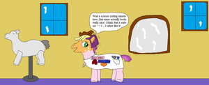 AJ and the english stylist pony pt.8 by thetrans4master