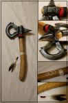 Assassins Creed Tomahawk by Sephiroths-Shadow