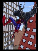 Traditional Spider-Man 1 by BrattyBen