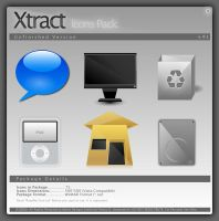 Xtract Icons Pack - Unfinished by maoractive