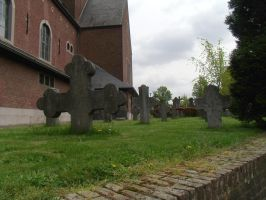 Grave yard in Nuth 1 by BMFMhero1991