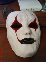 James Root mask by AlexSnake1