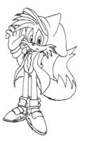 Sparky the Fox by thesoniczone11