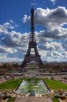 Eiffel Tower (Paris) by ReneWarich