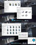 AERO GLASS3 DM W10 IconPack by alexgal23