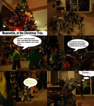 Bionigeeks Holiday Special p.6 by Blitz-the-Hedgehog