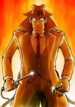 Zenigata The Inspector by botmaster2005