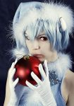 Snow Maiden by Rei-Doll