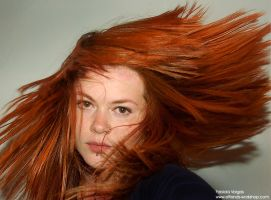Hair in Motion2 by Elfland