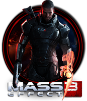 Mass Effect 3 by xDarkArchangel