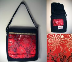 Oriental Themed Bee Bag 4 by Teena-Bee