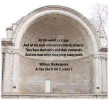 Quote from Shakespeares, As You Like It by ArtieWallace