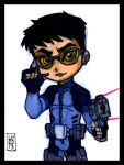 Sketch Card-A-Day 2013: 062 by lordmesa