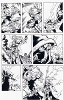 Warmachine Comix 2 page 3 by cwalton73