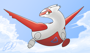 Latias by guy19900