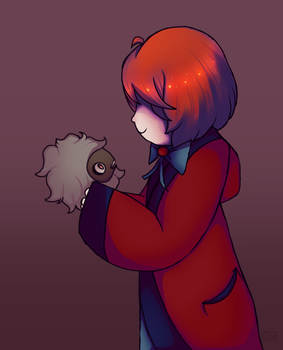 Addie and Ule by Rrabbix