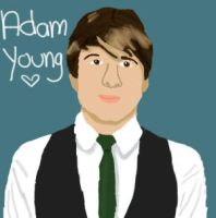 Adam Young is my Inspiration by XXnightstreamXX