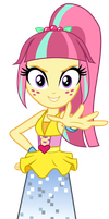 EQG - Sour Sweet's Disco by REMcMaximus
