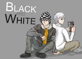 Black and White by satsuki99
