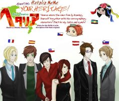 APH - Heritage by innes-chan