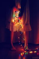 .put your lights on by immacola