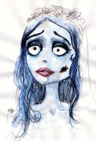 Corpse Bride by rum-inspector