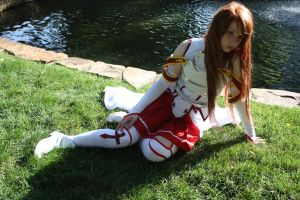 Sword Art online Asuna Cosplay. by ShannonWiser