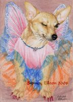 Fairy Princess ACEO by sidneyeileen