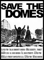 Save the Domes Movie Poster by clemon