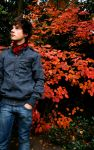 watching autumn by DS-Photography-2008