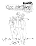 Occultic busters by ninjapet