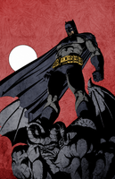 MannixFrancisco's Batman by centric-prometheus