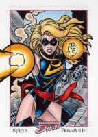 Ms Marvel Dangerous Divas by tonyperna