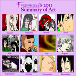 2011 Summary Meme by Frozenaccess