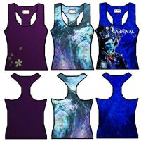 Fashion -Singlet designs 1 by midniteoil