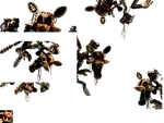 Five Nights at Freddy's - [Mangle-Old] by Christian2099
