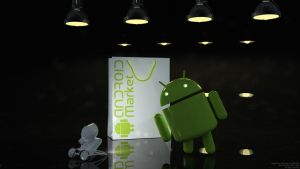 Android Photoshooting Nr. 2 by Puttee