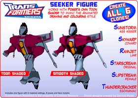 Animated Seeker DOWNLOAD NOW by RazzieMbessai